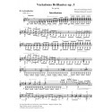 Variations Brillantes op. 3